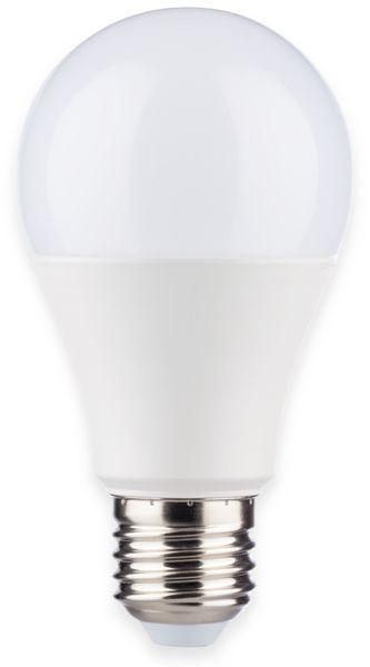 LED-Lampe Birnenform, MÜLLER-LICHT, 400255, 3+1 Set, E27, 9W, matt - Produktbild 2