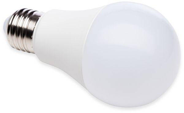 LED-Lampe Birnenform, MÜLLER-LICHT, 400255, 3+1 Set, E27, 9W, matt - Produktbild 3