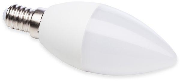 LED-Lampe, Kerzenform, MÜLLER-LICHT, 400256, 3+1 Set, E14, 3W, matt - Produktbild 3