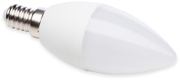 LED-Lampe, Kerzenform, MÜLLER-LICHT, 400258, 3+1 Set, E14, 5.5W, matt - Produktbild 3