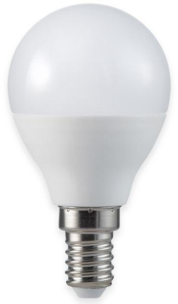 LED-Lampe, Tropfenform, MÜLLER-LICHT, 400259, 3+1 Set, E14, 5.5W, matt - Produktbild 2
