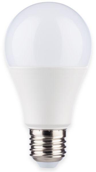 LED-Lampe Birnenform, MÜLLER-LICHT, 400263, 3+1 Set, E27, 6W, matt - Produktbild 2