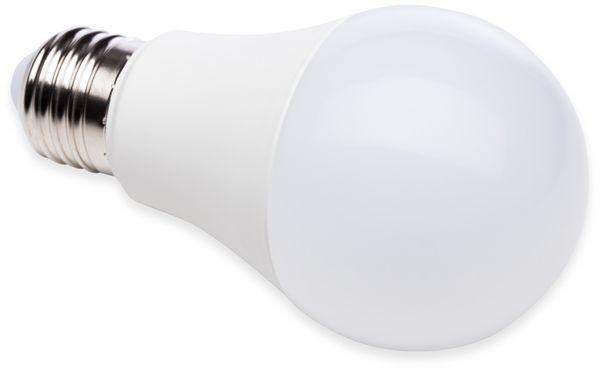 LED-Lampe Birnenform, MÜLLER-LICHT, 400263, 3+1 Set, E27, 6W, matt - Produktbild 3
