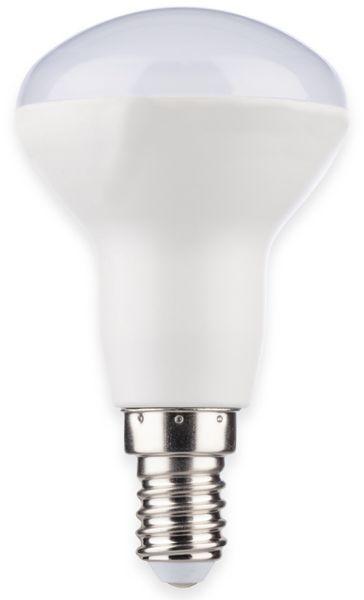 LED-Lampe, Reflektorform, MÜLLER-LICHT, 400441, 3+1 Set, E14, 6W, matt