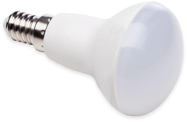 LED-Lampe, Reflektorform, MÜLLER-LICHT, 400441, 3+1 Set, E14, 6W, matt - Produktbild 2