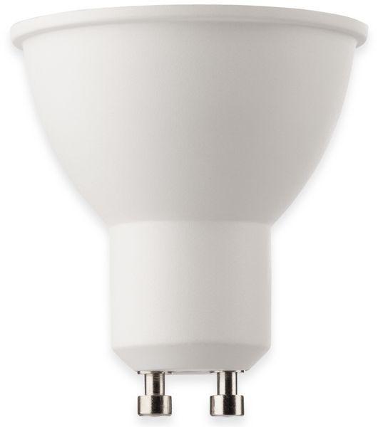 LED-Lampe, Reflektorform, MÜLLER-LICHT, 400285, GU10, 2700K, klar