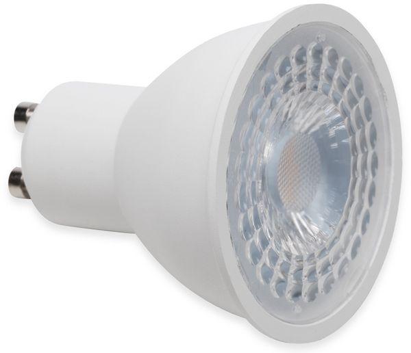 LED-Lampe, Reflektorform, MÜLLER-LICHT, 400285, GU10, 2700K, klar - Produktbild 2