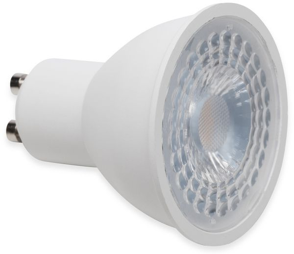 LED-Lampe, Reflektorform, MÜLLER-LICHT, 400367, GU10, 2700K, klar - Produktbild 2