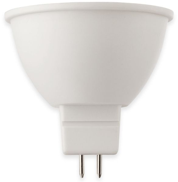 LED-Lampe, MÜLLER-LICHT, 400369, Reflektor, MR16, GU5.3, klar