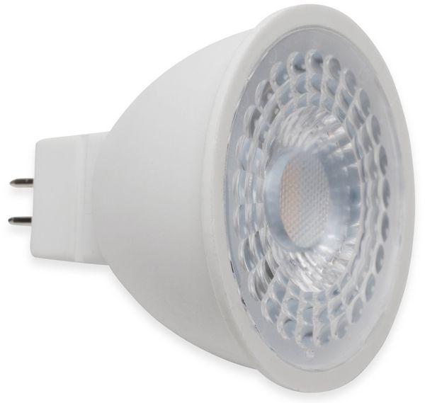 LED-Lampe, MÜLLER-LICHT, 400369, Reflektor, MR16, GU5.3, klar - Produktbild 2