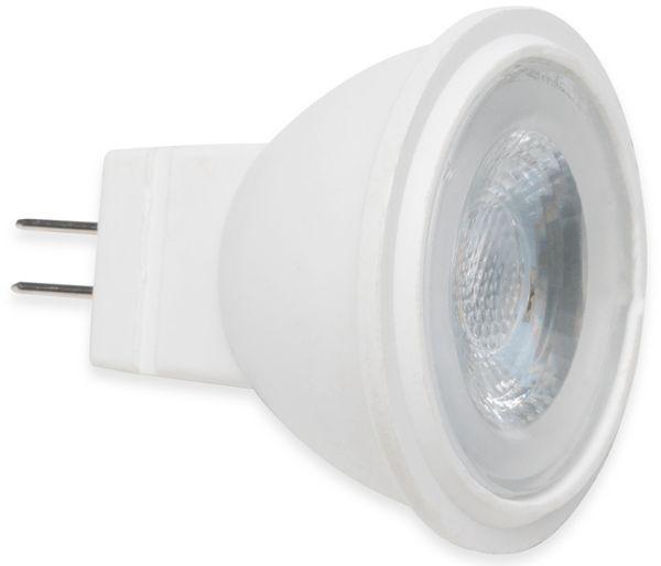 LED-Lampe, Reflektor, MÜLLER-LICHT, 400284, MR11, GU4, klar - Produktbild 2
