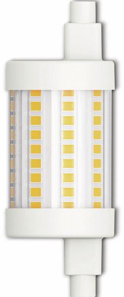 LED-Lampe, R7s, MÜLLER-LICHT, 400386, 78mm, 8W, klar, A++