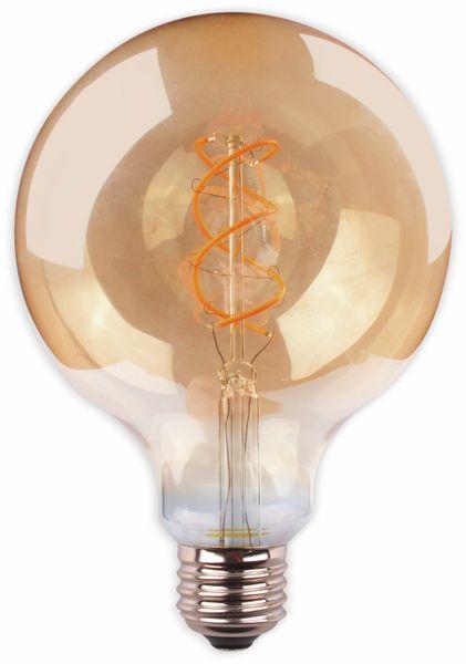 LED-Lampe, Globe, MÜLLER-LICHT, 400410, Flex DNA G125, 2000K, gold