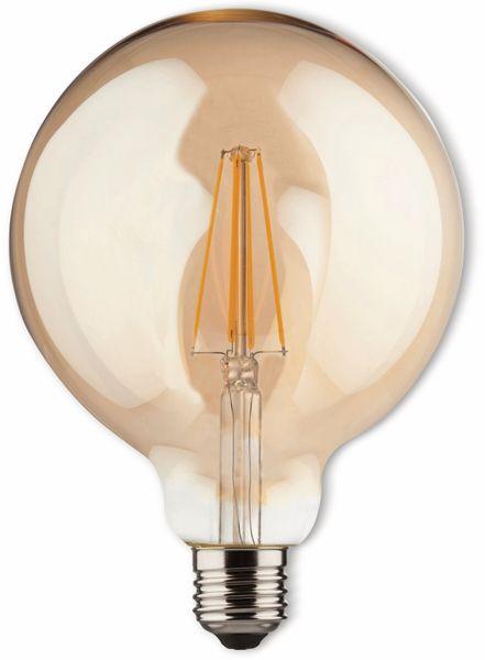 LED-Lampe, Globe, MÜLLER-LICHT, 400419, G125, 2000K, gold