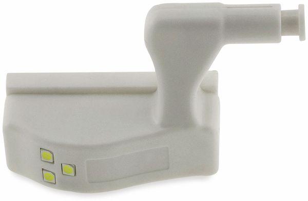 LED-Schrankleuchte CHILITEC 23106, 4er-Set, 6000K, weiß - Produktbild 5