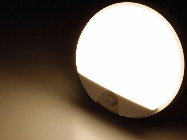 LED Wandleuchte CHILITEC Payar, 3000K, EEK: A+, 15 W, 1100 lm, Bewegungsmelder - Produktbild 3