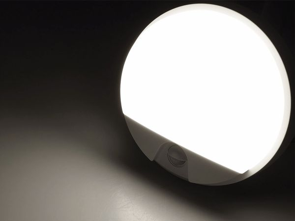 LED Wandleuchte CHILITEC Payar, 4000K, EEK: A+, 15 W, 1150 lm, Bewegungsmelder - Produktbild 3