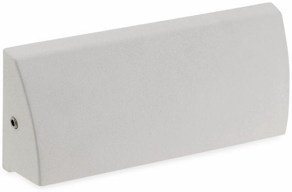 LED-Leuchte CHILITEC Barcas 4, EEK: A, 3,5 W, 140 lm, 3000K, IP54, weiß - Produktbild 2