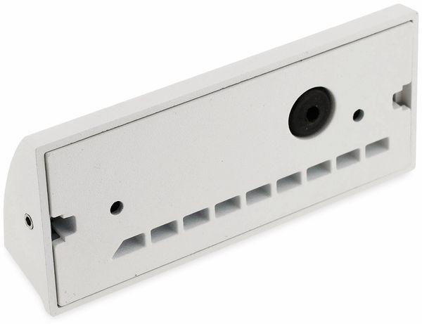 LED-Leuchte CHILITEC Barcas 4, EEK: A, 3,5 W, 140 lm, 3000K, IP54, weiß - Produktbild 3