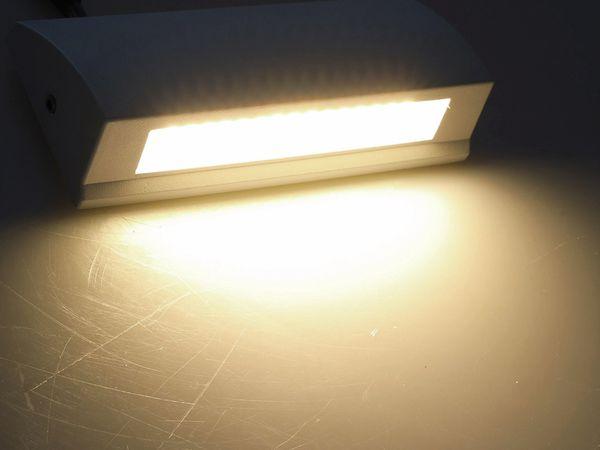 LED-Leuchte CHILITEC Barcas 4, EEK: A, 3,5 W, 140 lm, 3000K, IP54, weiß - Produktbild 4