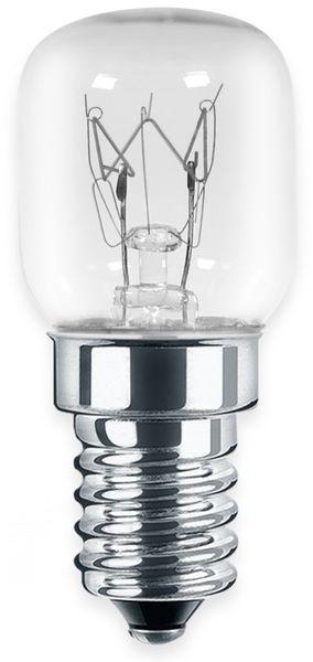 AGL Kühlschranklampe BLULAXA T25, E14, 15 W, 110 lm, 2400K, 26x60 mm