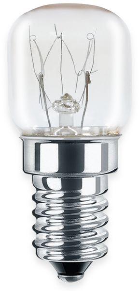 AGL Backofenlampe BLULAXA, T22, E14, 15 W, 300°C, 90 lm, 2400K, 22x48 mm