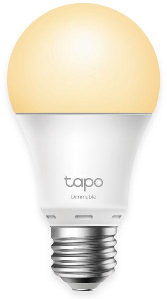 LED-Lampe TP-LINK TAPO L510E, E27, 2700 K, 8,7 W