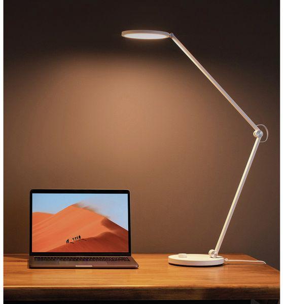 LED-Schreibtischleuchte XIAOMI Mi Smart, 14 W, 700 lm, dimmbar, weiß - Produktbild 7