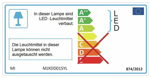 LED-Deckenleuchte XIAOMI MI Smart 450, EEK: A++, 45 W, 3100 lm, dimmbar, weiß - Produktbild 3