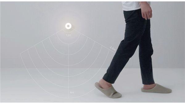LED-Nachtlicht XIAOMI Mi Motion, mit Bewegungsmelder, weiß - Produktbild 2