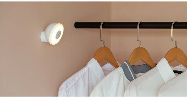 LED-Nachtlicht XIAOMI Mi Motion, mit Bewegungsmelder, weiß - Produktbild 5