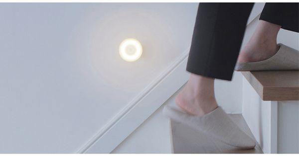 LED-Nachtlicht XIAOMI Mi Motion, mit Bewegungsmelder, weiß - Produktbild 6