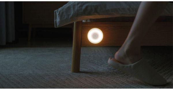 LED-Nachtlicht XIAOMI Mi Motion, mit Bewegungsmelder, weiß - Produktbild 7