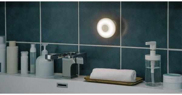 LED-Nachtlicht XIAOMI Mi Motion, mit Bewegungsmelder, weiß - Produktbild 9