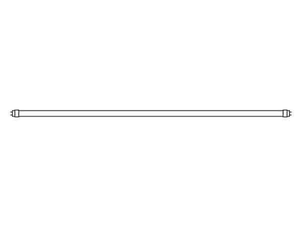 LED-Röhre OSRAM Substitube Star, G13, EEK: A+, 19,1 W, 2000 lm, 150 cm, 4000 K - Produktbild 4