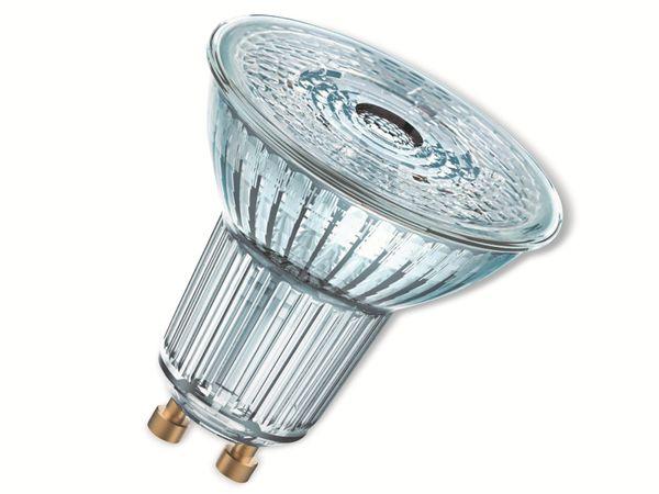 LED-Lampe OSRAM PARATHOM, PAR16, GU10, EEK: A+, 8 W, 575 lm, 2700 K, dimmbar