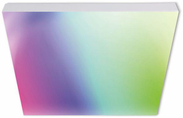 LED-Panel TINT Aris, 30x30 cm, 1400 lm, Rahmenlos, 18 W, RGB