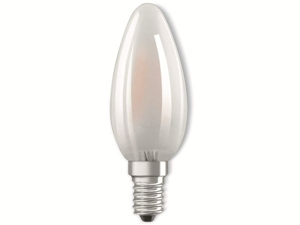 LED-Lampe OSRAM RETROFIT Classic B, E14, EEK A++, 4 W, 470 lm, 2700 K - Produktbild 2