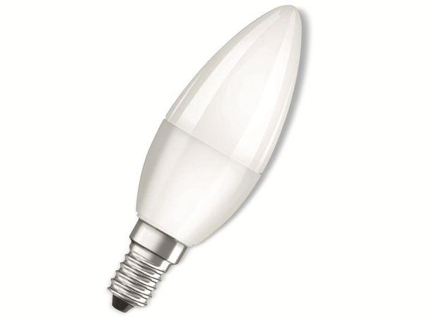 LED-Lampe OSRAM Star Classic B, E14, EEK A+, 5 W, 470 lm, 2700 K
