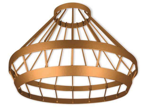 Lampenschirm LEDVANCE Vintage 1906 Cage Gold, 239 mm