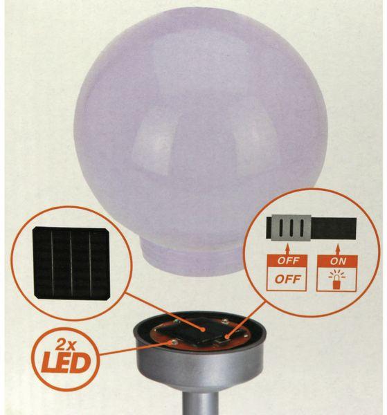 LED-Solarleuchte, Ø 150 mm - Produktbild 4