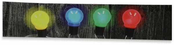 LED-Sommerlichterkette GRUNDIG, 10 LEDs, bunt - Produktbild 2
