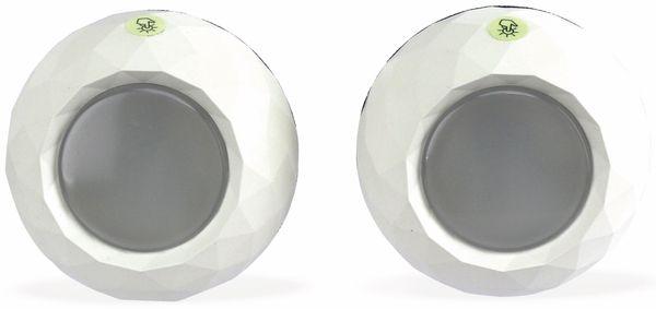 LED-Leuchte GRUNDIG, Touch, 2 Stück - Produktbild 3