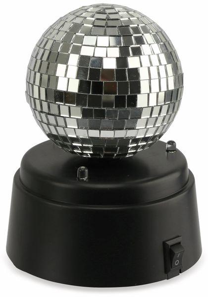 Discokugel PARTYFUNLIGHT, 110 mm, LED