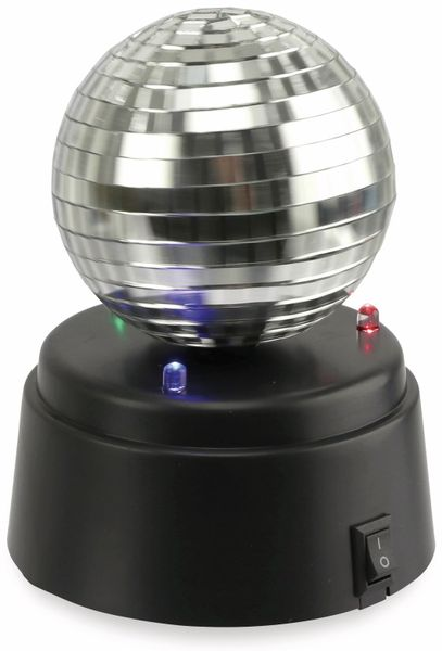 Discokugel PARTYFUNLIGHT, 110 mm, LED - Produktbild 2