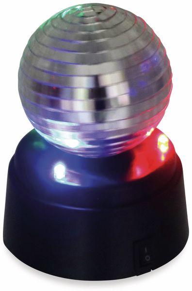 Discokugel PARTYFUNLIGHT, 110 mm, LED - Produktbild 3