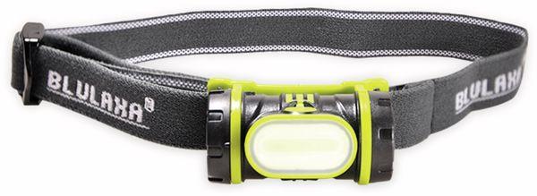 LED-Stirnlampe BLULAXA 48604, 2 W, 168 lm, 6000 K