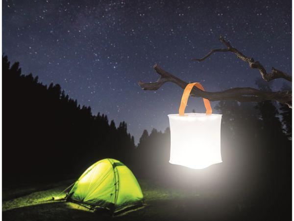LED-Solar Campinglaterne CALIMA, aufblasbar - Produktbild 3