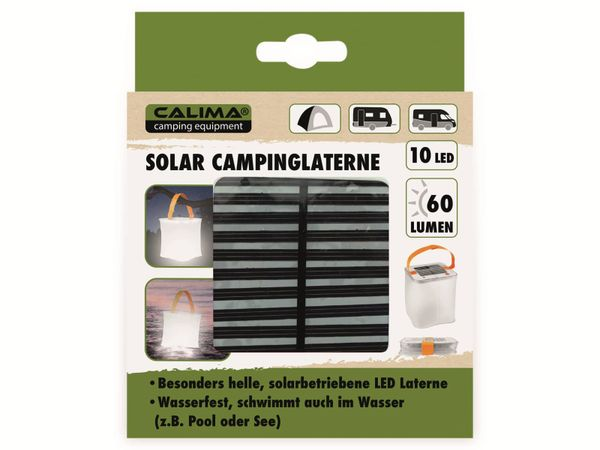 LED-Solar Campinglaterne CALIMA, aufblasbar - Produktbild 9