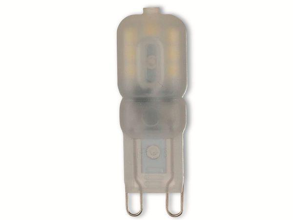LED-Lampe VT-1946 (4466), G9, EEK: G, 2,5 W, 200 lm, 3000 K